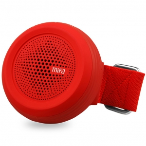 MIFA F20 Sports Bluetooth 4.0 - Wireless Speaker - Red - Open Box