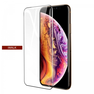 iWalk Protective Shield Invincible Tempered Glass for iPhone XR - 0.33mm