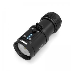 XTAR D08 High Brightness Waterproof Diving Flashlightt