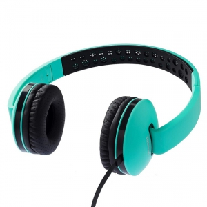 Toshiba Wired Headset - RZE-D250H (Green)