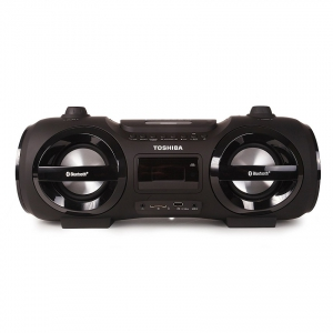 Toshiba Wireless/Portable Bluetooth CD Player Boombox - TY-CWU500