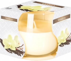 Aura Scented Candles 130g-Vanilla - (BUY 2 GET 1 FREE)