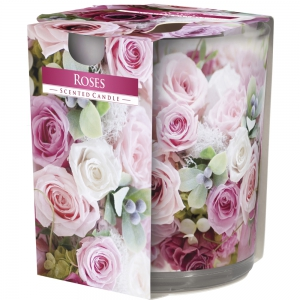 Aura Scented Candles F2 100g Rose - (BUY 2 GET 1 FREE)