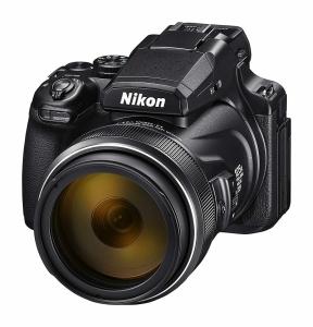 Nikon COOLPIX P1000 Digital Camera - VQA060MA