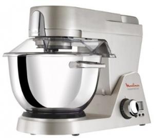 Moulinex QA701H27 Master Chef Chopper, Silver ( Open Box)