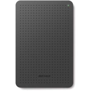 Buffalo MiniStation 1TB Portable USB 3.0 Hard Drive - Black