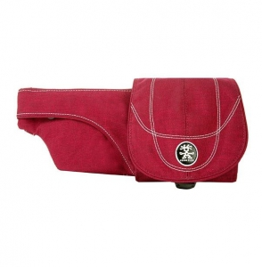 Crumpler The B.B. Camera Case Size L - Bordeaux red