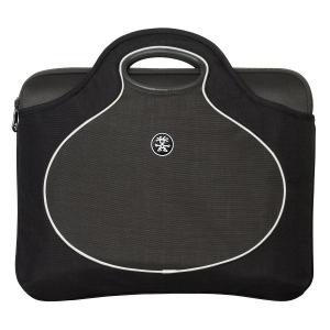 Crumpler The Gumb Bush Laptop Bag - Black / Grey Black