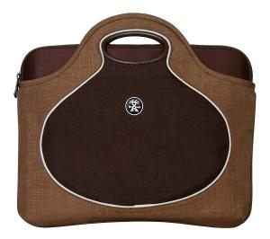 Crumpler The Gumb Bush Laptop Bag - Nutmeg / Mahogany