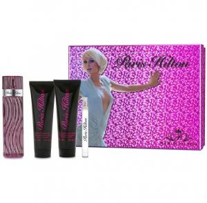Paris Hilton Women Set 100ml + Body Lotion 90ml + Shower Gel 90 ml + Mini EDP