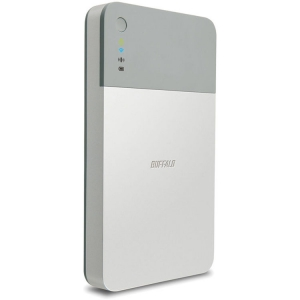 Buffalo Ministation Air 1TB Wireless USB 3.0 Mobile Storage - HDW-PD1-AD0U3