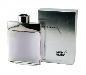 Mont Blanc Individuel for Men  Eau de Toilette, 75ml