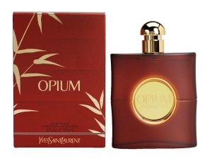 Yves Saint Laurent Opium For Women Eau de Toilette Spray 90ml