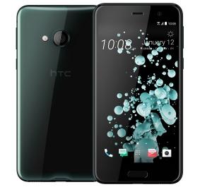 HTC Mobile U Play 64GB - 4GB RAM - Brilliant Black