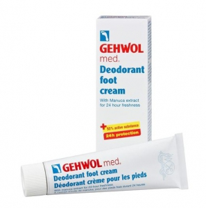 Gehwol med Deodorant Foot Cream - 20ml - 1+1