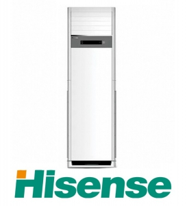 Hisense Floor Standing Air Conditioner 48000 BTU | 4 Ton - AUF-48HTR4FEM