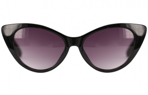 Baia Baia Black Slim Cat Eye Sunglasses