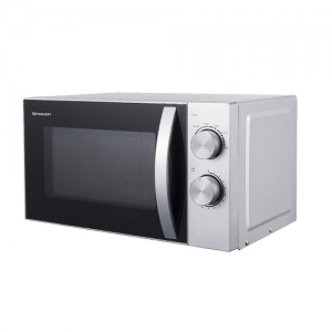 Sharp 20L Microwave Oven - 700 Watts - Silver