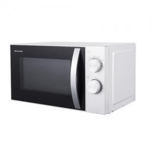 Sharp 20L Microwave Oven - 700 Watts - White