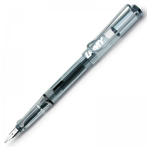 Lamy Vista Fountain Pen Fine T10 Blue