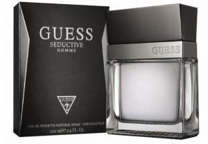 Guess Seductive Homme for Men - Eau De Toilette - 100 ml