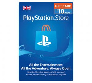 Buy Playstation Network Cards Online | Shop Playstation Network