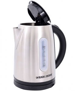 Black & Decker 2200 Watts Kettle - Silver, JC400-B5