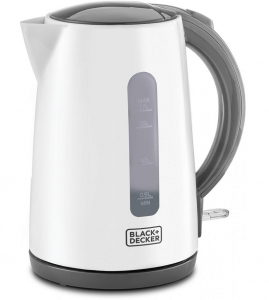 Black & Decker 1.7L Concealed Coil Kettle, JC70-B5