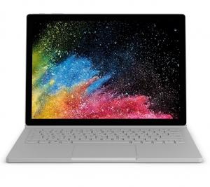 Microsoft Surface Book 2 13-Inch (Intel Core i7, 8GB RAM, 256GB) (Windows 10 Pro, GTX 1050 2GB, Arabic/English)
