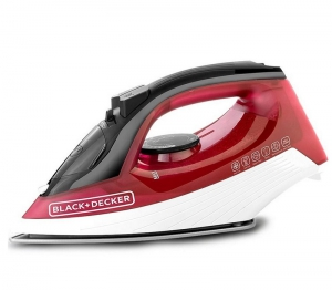 Black & Decker Steam Iron With Anti Drip - 1600 Watts