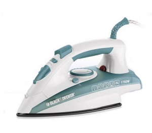 Black & Decker Vertical Steam Iron - 1750 Watts