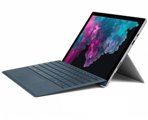 Microsoft Surface Pro 6 (8th Gen Intel Core i5-8250U, 8GB RAM, 128GB) - Platinum (With Type Cover)