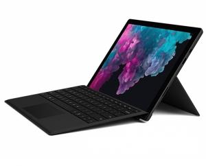 Microsoft Surface Pro 6 (8th Gen Intel Core i5, 8GB RAM, 256GB) - Black