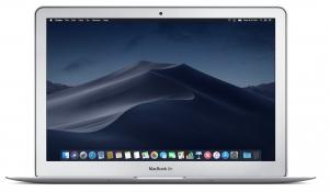 Apple MacBook Air 13-Inch Intel Core i5 - 8GB - 128GB SSD - Silver - MQD32