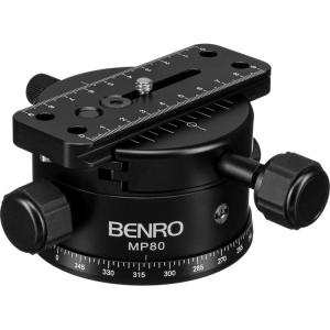 Benro MP80 Macro Head With Arca-type Quick Release