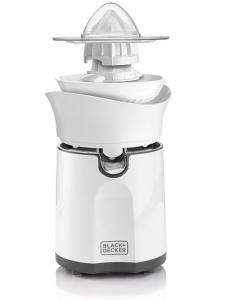 Black & Decker Citrus Juicer - CJ800-B5 - White