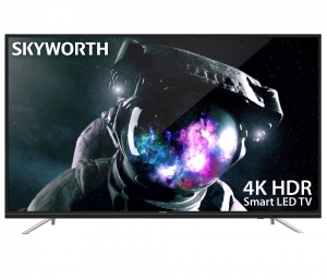 "Skyworth 65"" 4K Ultra HD LED Smart TV - LED-65U2"