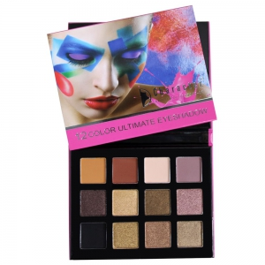 Character 12 Color Ultimate Eyeshadow - EEP001
