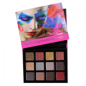 Character 12 Color Ultimate Eyeshadow - EEP002