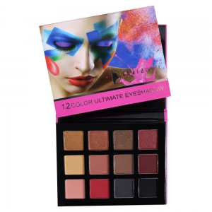 Character 12 Color Ultimate Eyeshadow - EEP003