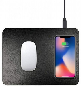 Trands Mouse pad with wireless charger - TR-MUW97