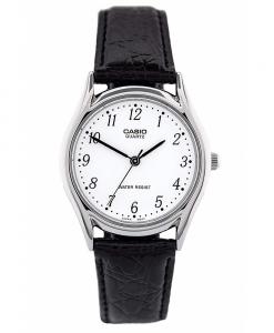Casio Quartz Men's White Dial Watch - MTP-1094E-7BDF