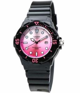 Casio Women's Analog Casual Watch - LRW-200H-4EVDR