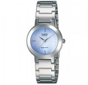 Casio Stainless Steel Women's Dress Watch - LTP-1191A-2ADF