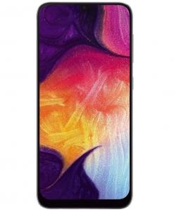 Samsung Galaxy A50 4GB RAM, 128GB Internal Memory - White
