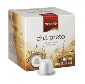 Torrie Cha Preto Black Tea Capsules - 10 Capsules