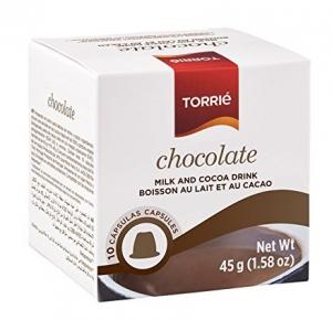 Torrie Chocolate Nespresso Original Line Compatible - 10 Capsules
