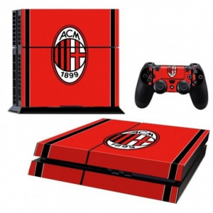Tectinter AC Milan Club Logo Skin Playstation 4 Controller Decal PS4 Sticker