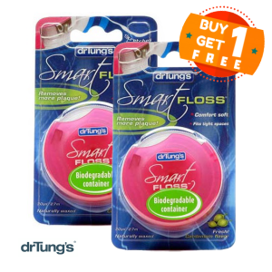 Dr Tung's Smart Floss (27m) (BUY 1 GET 1 FREE)
