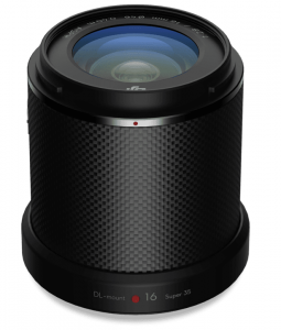 Dji Zenmuse X7 Part1 DL-S 16mm F2.8 ND ASPH Lens